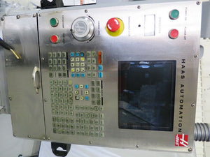 Haas VF-2SS with Rotary 2004