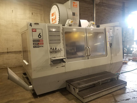 Used Haas CNC Machines