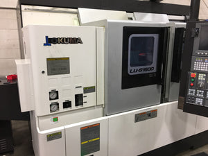 2016 Okuma LU-S1600 - Twin Turret - Lease Buy Out!