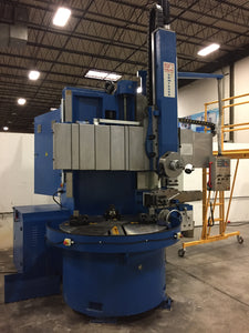 NEW Knuth Vertical Turret Lathe (VDM 1600 S)