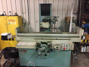 "Tos BHP 320A - 12"" x 40"" - Automatic Surface Grinder"