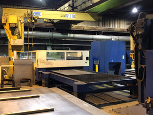 Trumpf L4030 CO2 Laser with Liftmaster