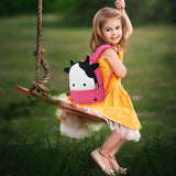 Cute 3d Cow School Bag For Kids