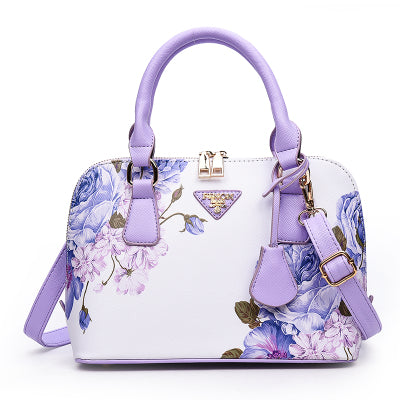 Designer Floral Printing Women Shoulder Bag