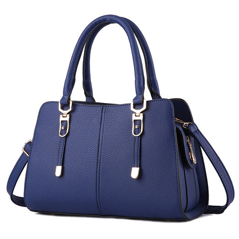 Women bag the new wave of summer models ladies handbag fashion simple shoulder bag Messenger bag