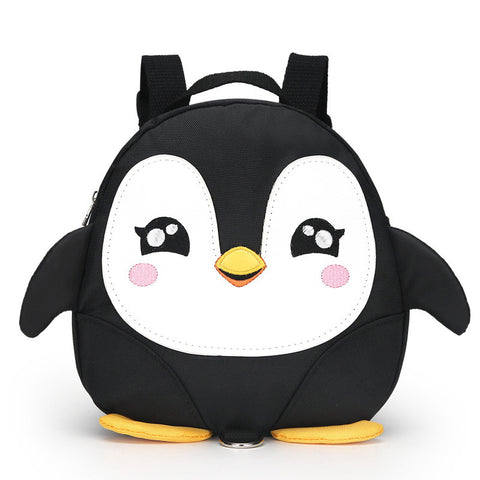 Kindergarten Cartoon Cute Penguin School Bags