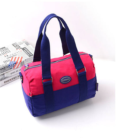 Waterproof Nylon Lady Sling Messenger Bag Quality Crossbody Bags For Women Handbag