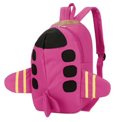 Cute Jetpack Style Schoolbag for Kids