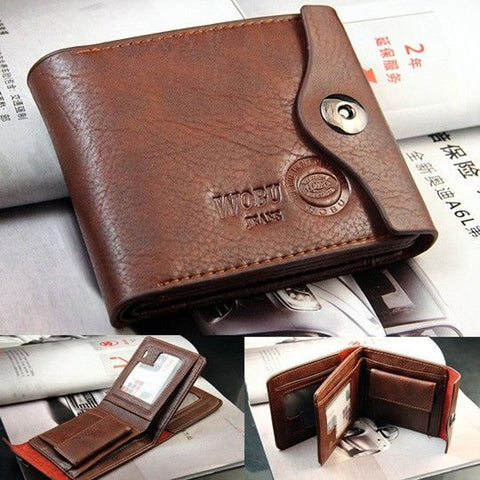 Men Wallet Purse Male Wallet Fashionable