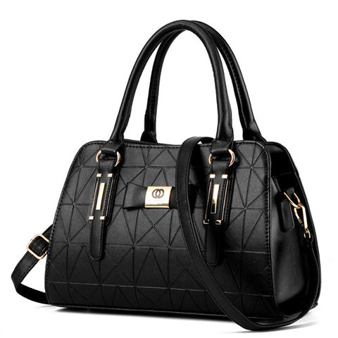 Luxury Women PU Leather Crossbody Shoulder Bag