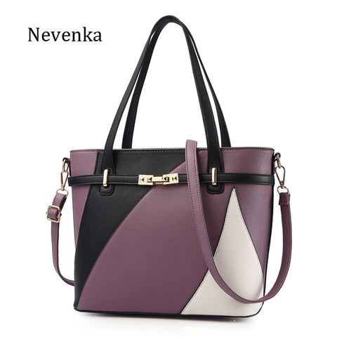 Women Fashion Style Handbag Female Luxury Chains Bags Sequined Zipper Pu Leather