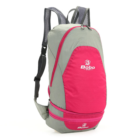 Large Road Backpack Brand Rucksacks  Travel Folding