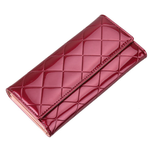 Leather Classy Stylish Zipper Wallet for Women