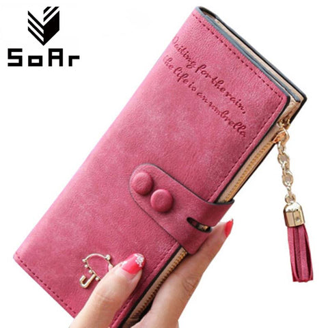Zipper Tessels Stylish Luxury Wallet for Woemn