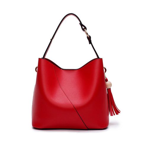 Fashion Leather Bag Luxury Shoulder Bag