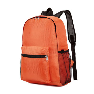 Men Waterproof Backpack Backpacking Bag Ultra Light Folding Back Pack Travel Nylon Bag Shoulder Bag Rucksack
