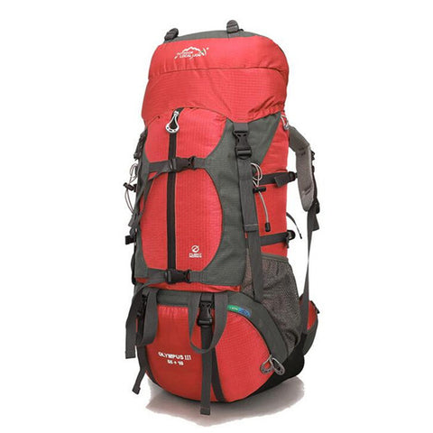 Waterproof Outdoor Sport Travel Backpack Mountain Climbing Backpack Climb Camping Hiking Backpack