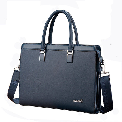 Men business crossbody shoulder bag bolsas Office Tote bags