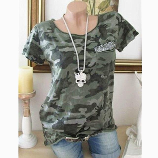 We Camouflage T-shirt - MiKlah
