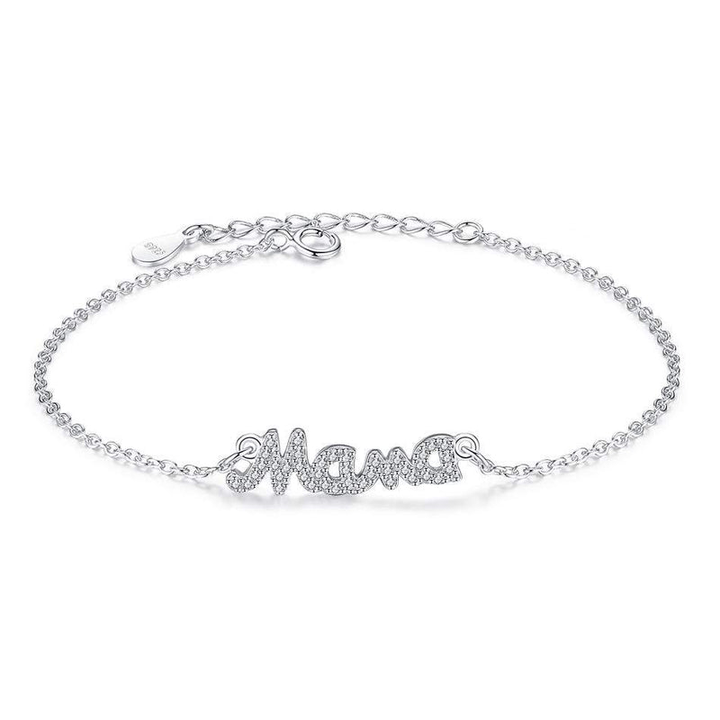 Austrian Crystal Mother Bracelet - MiKlah