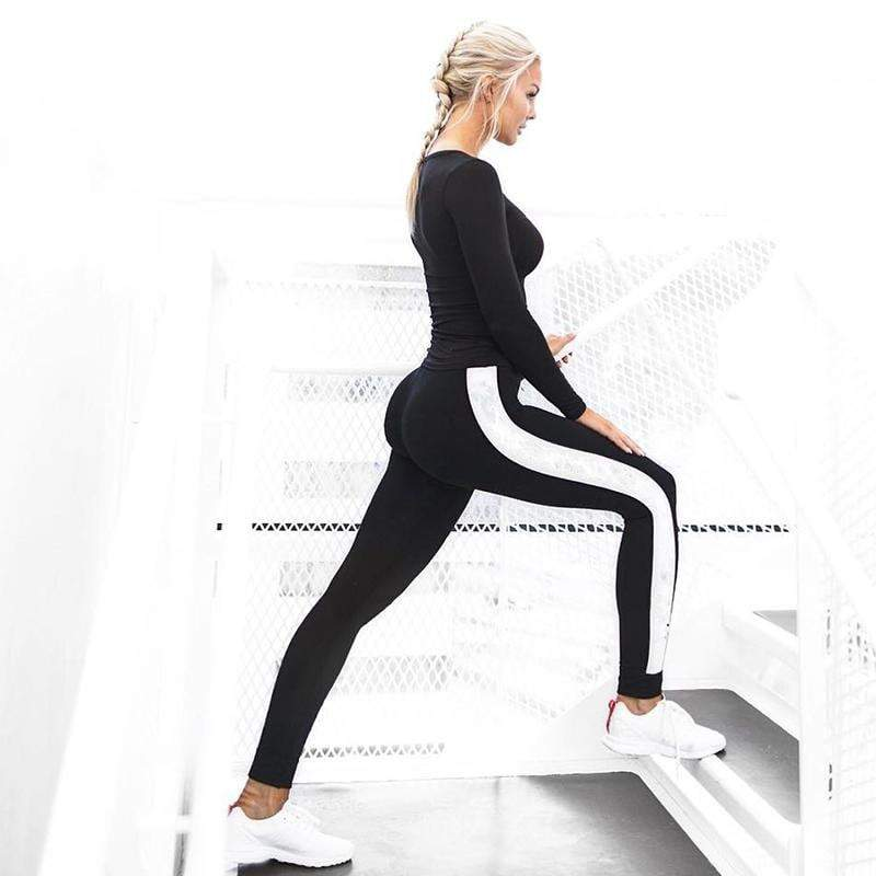 Run Up Leggings - MiKlah