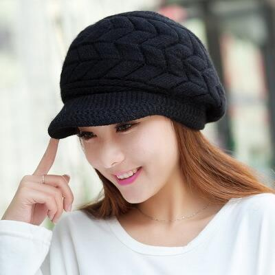 MIK Knitted Wool Hat - MiKlah