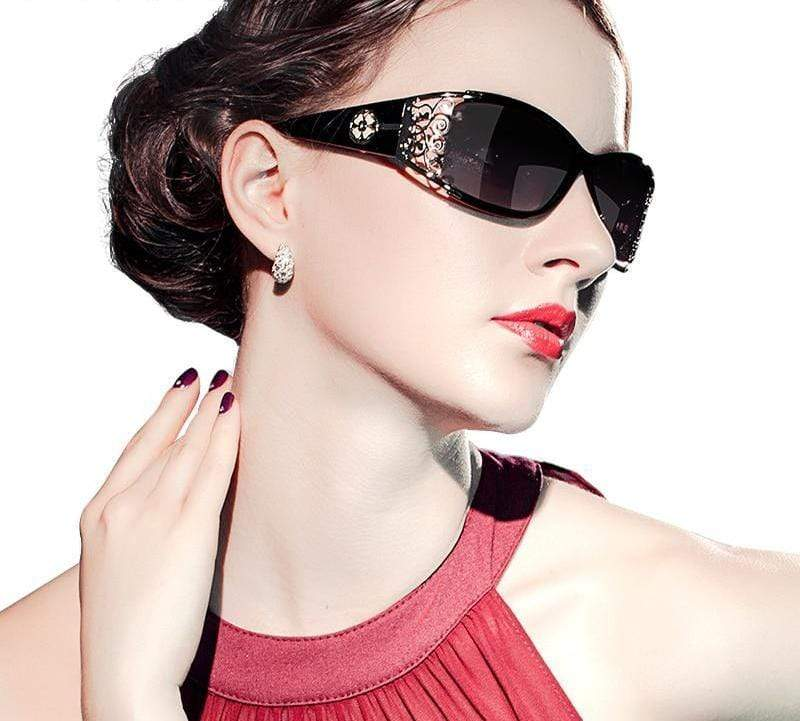 Luxury Brand Vintage Sunglasses - MiKlah