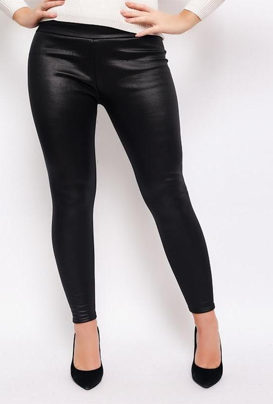 MIK PU Leather Pencil Pants - MiKlah