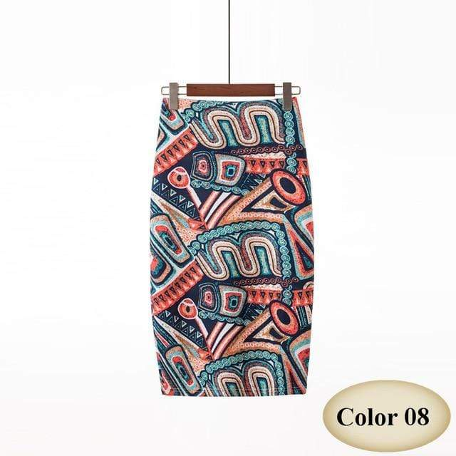 Fashion Pencil Skirts - MiKlah