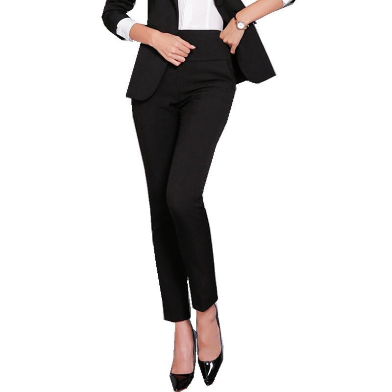 MIK Formal Office Lady Wear Pencil Pants - MiKlah