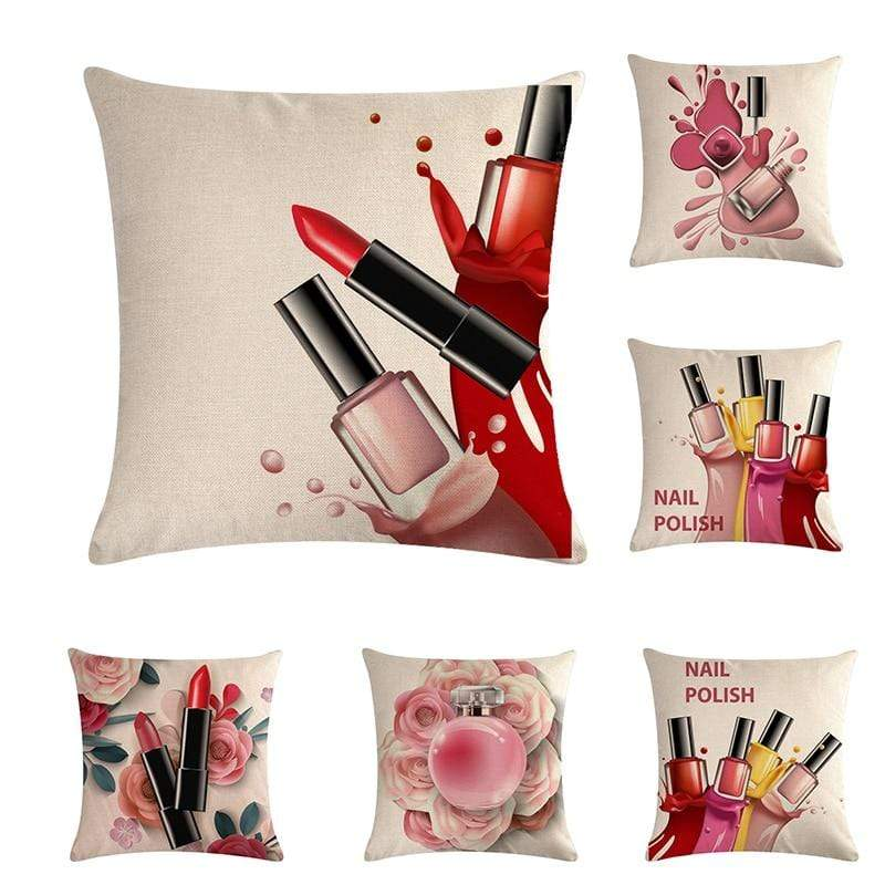 Creation Hand Painted Cushion Covers - MiKlah