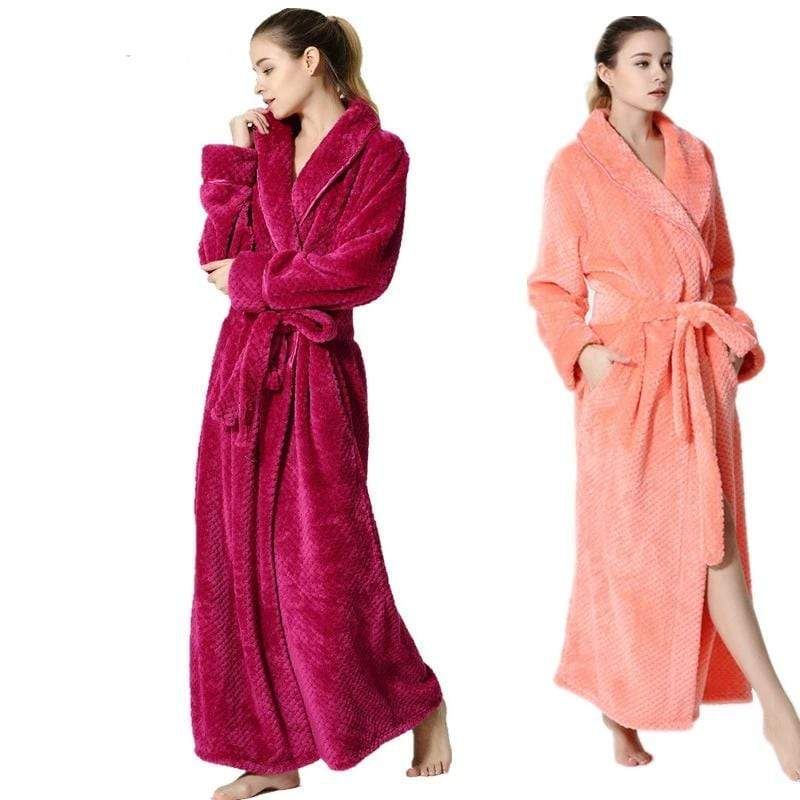 Hug Me Spa Bath Robe - MiKlah