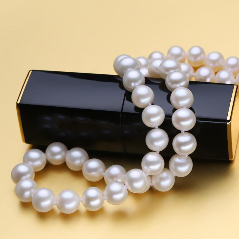 Natural Freshwater Perfectly Round Pearl - MiKlah