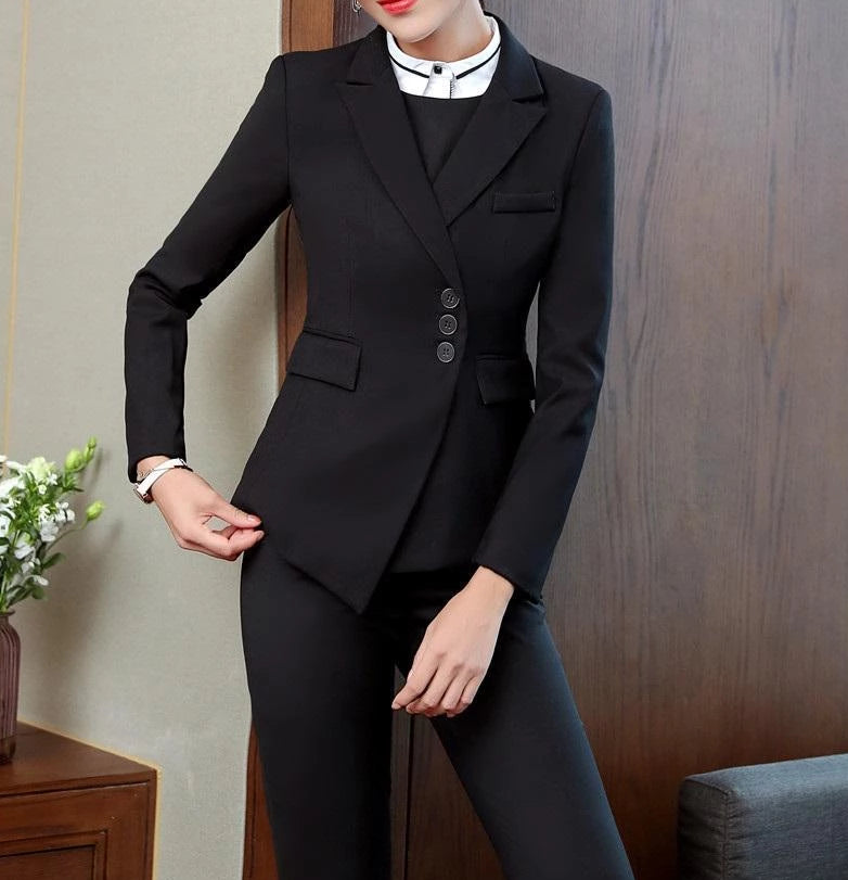 Office Stylish Suits - MiKlah