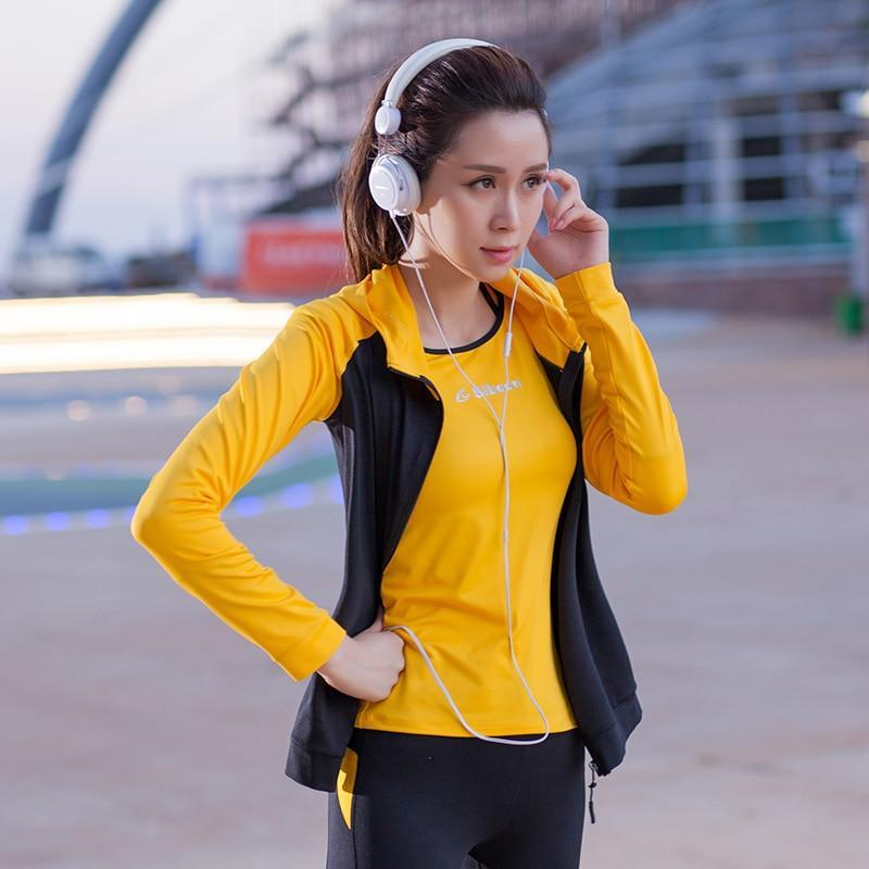 MIK 4 Pcs Fitness Running Breathable Outfit - MiKlah