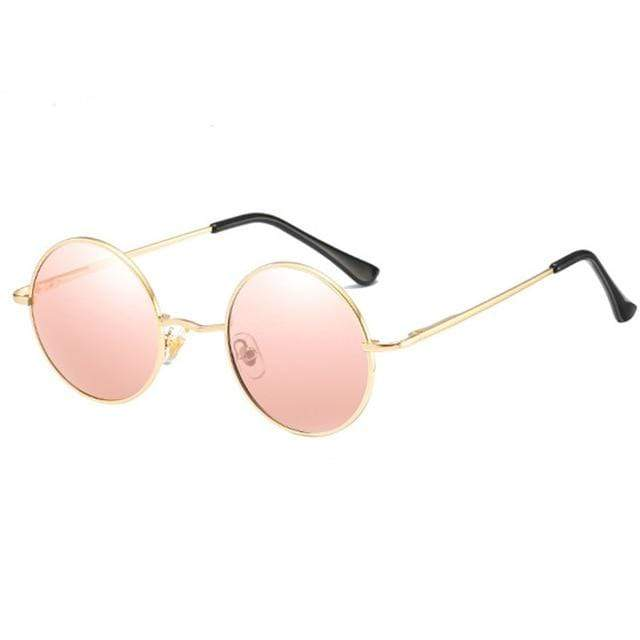 Retro Polarized  Mirrored SunGlasses - MiKlah