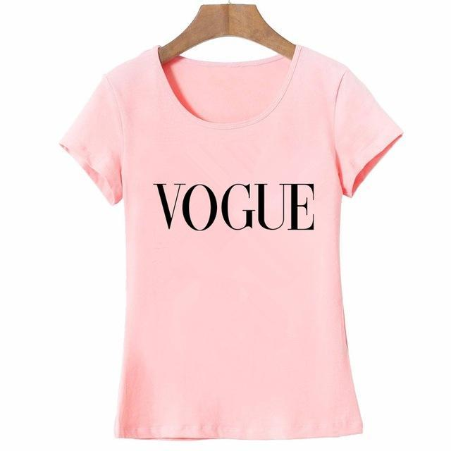 VOGUE T-Shirt - MiKlah