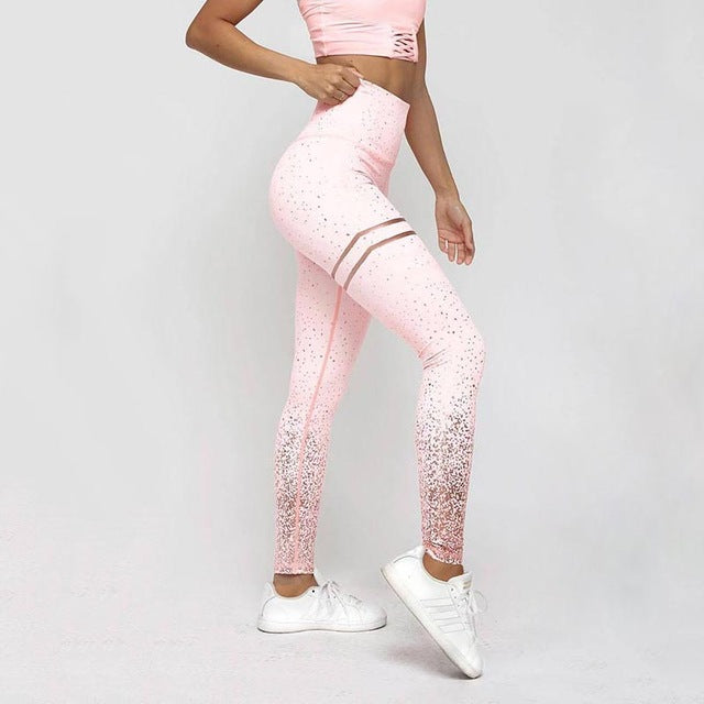Catch Me If You Can Leggings - MiKlah