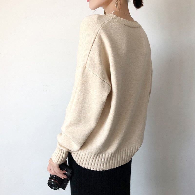 TriStar Cashmere  Sweaters - MiKlah