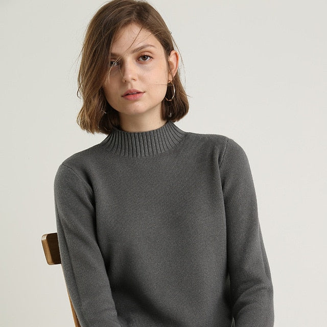 Mission Cashmere Sweaters - MiKlah