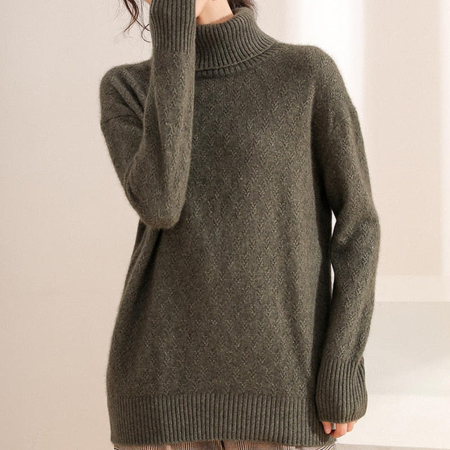 Cashmere Sweaters - MiKlah