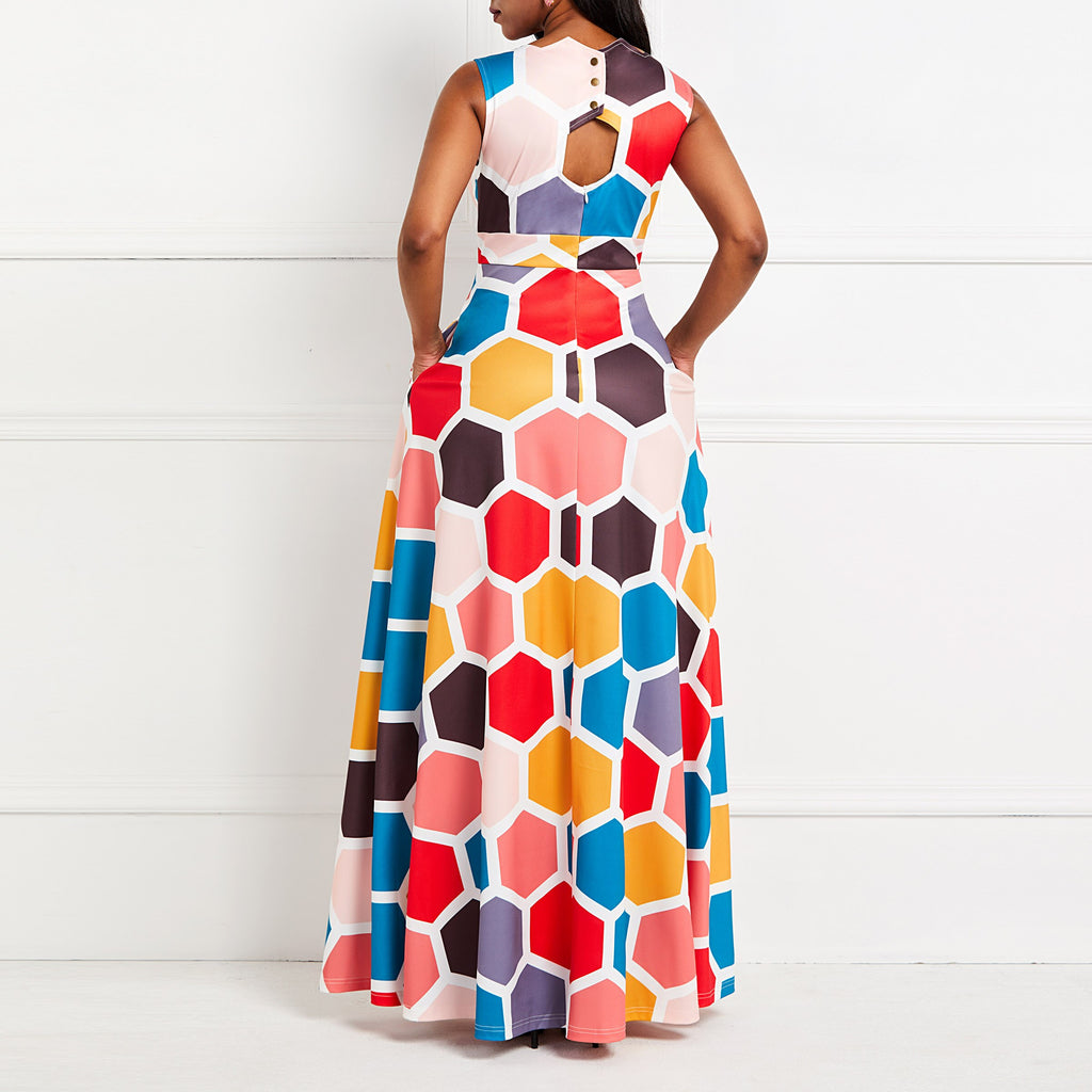 Calypso Dress - MiKlah