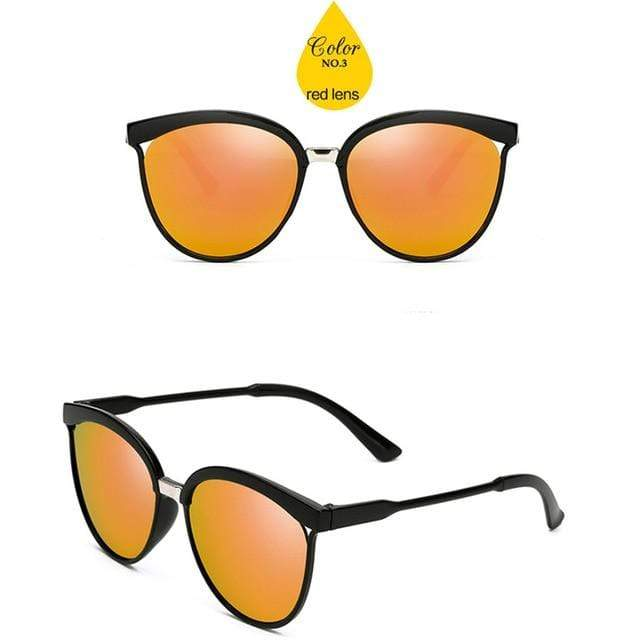 Candies Cateye Classic Sunglasses - MiKlah