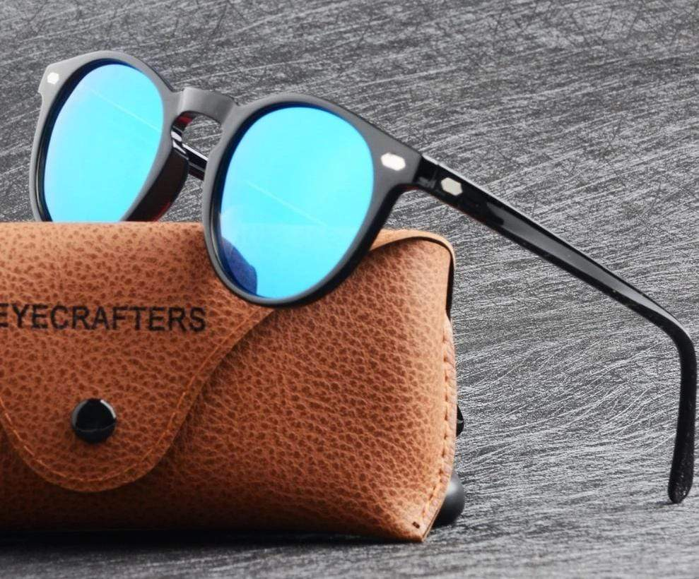 Retro Polarized Sunglasses - MiKlah