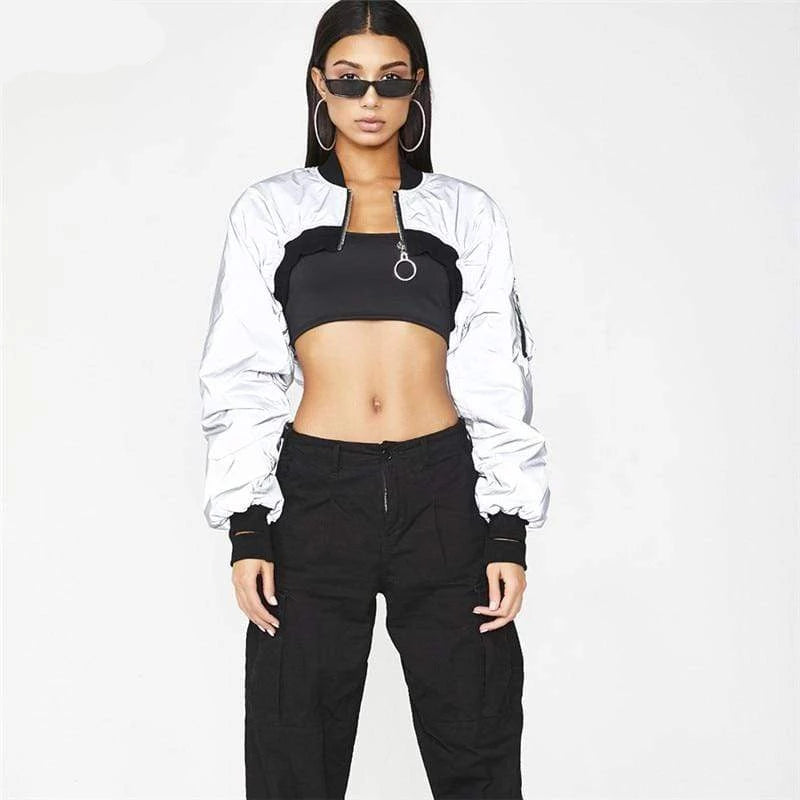 Short Reflector Jackets - MiKlah