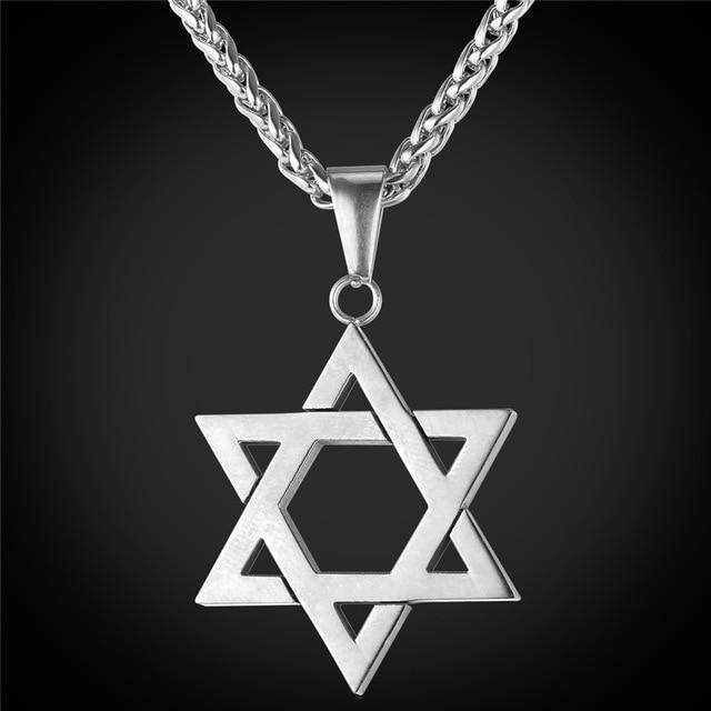 Star Of David Chain - MiKlah