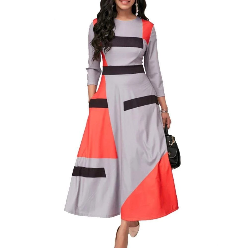 Enchanted Patchwork Dress - MiKlah