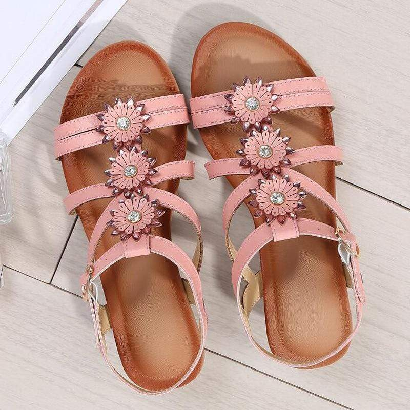 Wedge Bohemia Sandals - MiKlah