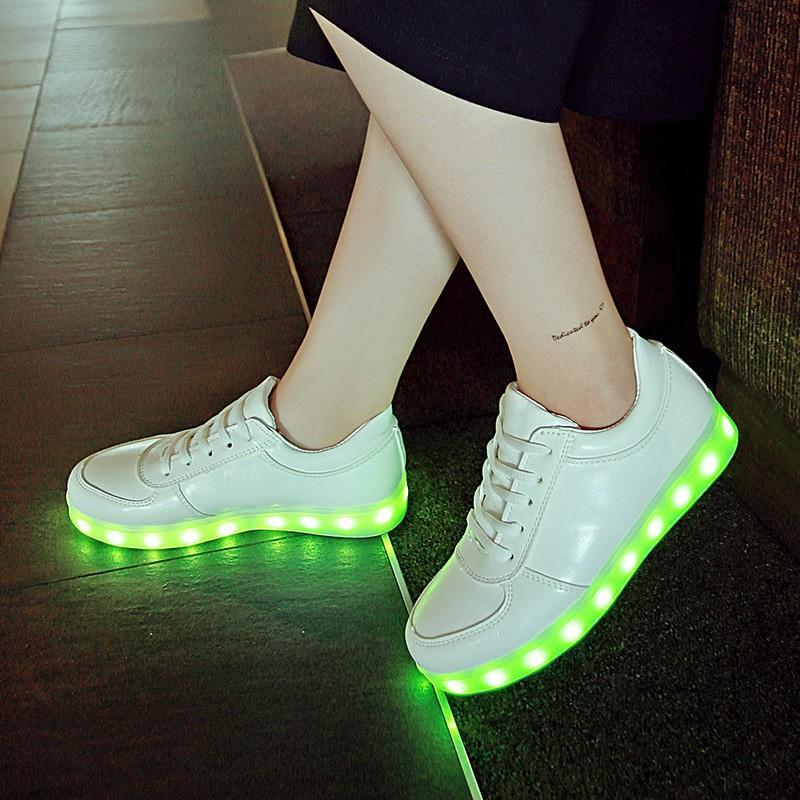 Glow Sport Shoes - MiKlah