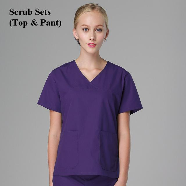 Nurse Scrub Sets - MiKlah